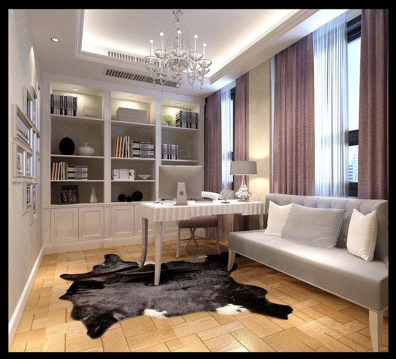 20万以上140平米以上欧式别墅装修效果图,同安别墅自建房装修案例高清图片