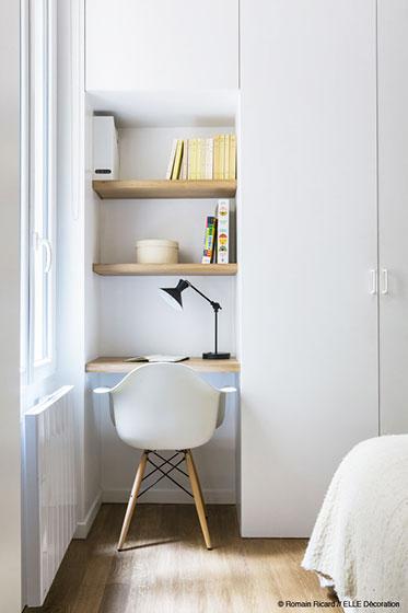 50平方小户型装修图工作区设计高清图片