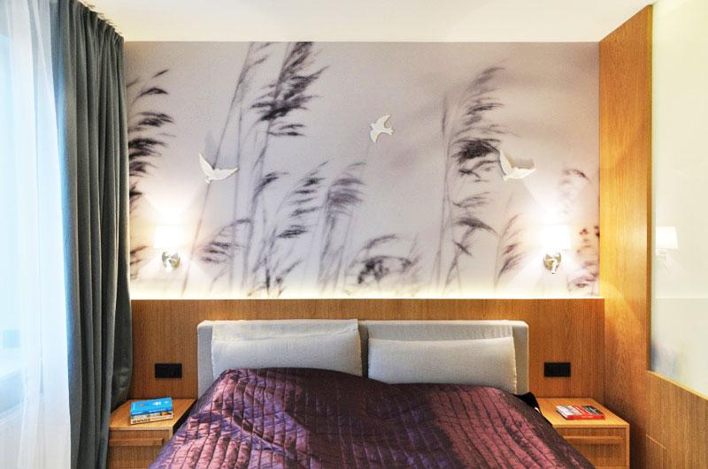 简约两室一厅装修卧室设计