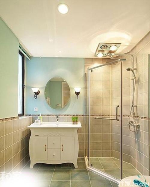 家庭小卫生间隔断_家庭中的卫生间淋浴隔断不仅是为了更好的空间利用更是为你打造一个