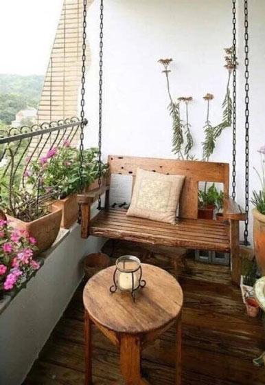 阳台设计图