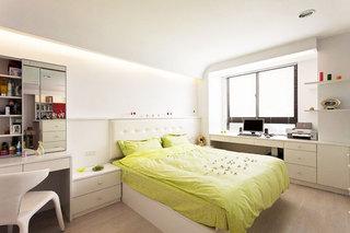 78平米公寓装修效果图卧室设计