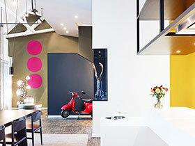 500平米别墅装修设计 大空间简约风格
