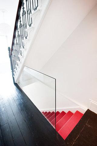 120平米装修效果图楼梯设计