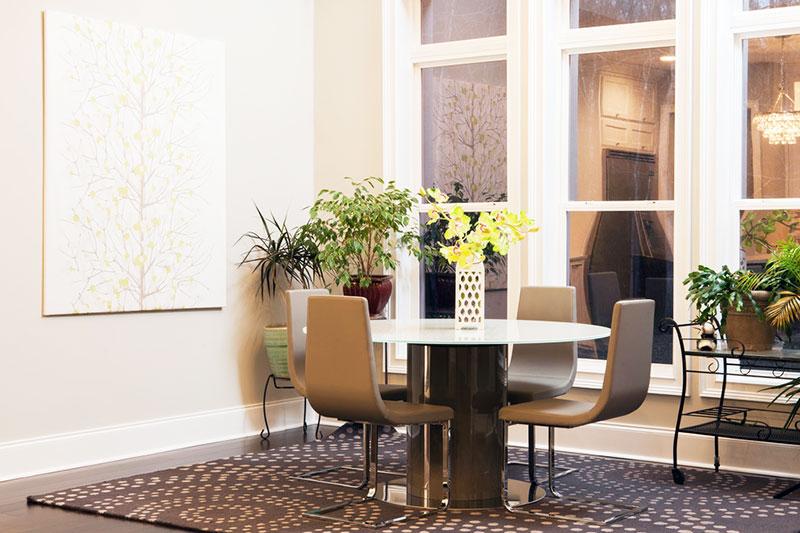大户型装修效果图客厅餐厅设计
