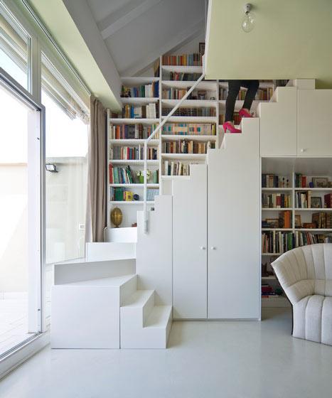 楼梯改造方案
