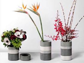 家居装饰小妙招 15款可爱花瓶推荐