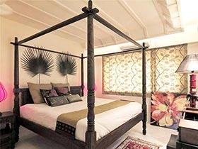 11款復古風臥室床架 給臥室添古典