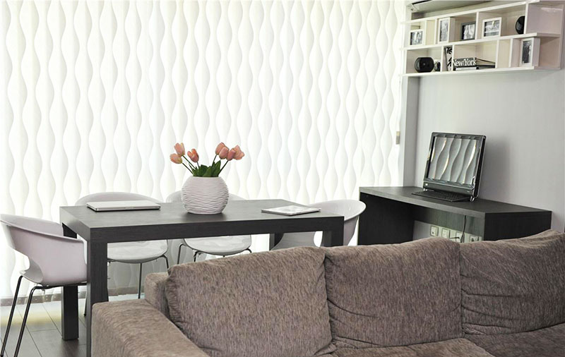 90平方装修效果图餐桌设计