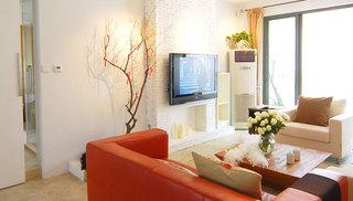 一居室小户型装修图客厅设计