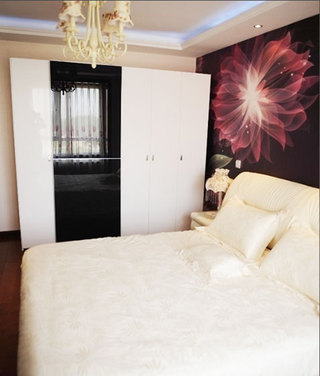 100平方装修效果图卧室设计