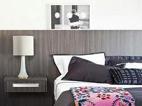 12个现代简洁卧室 轻松打造轻盈范儿