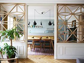 公寓装修效果图 轻色调简约空间设计