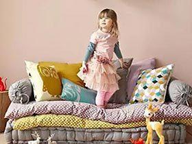 12个儿童房设计案例 明亮温馨暖色调