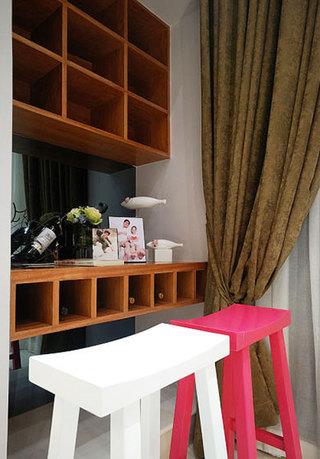 loft风格公寓120平米装修图片