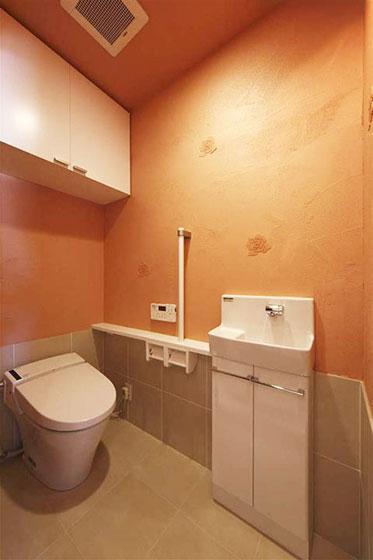 日式装修风格卫生间设计