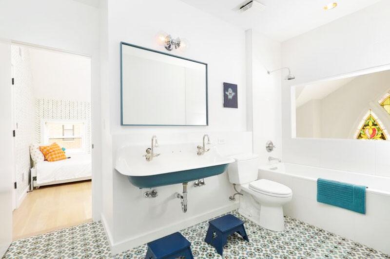 别墅装修设计卧室卫生间空间