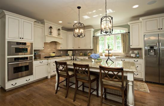 开放式厨房装修怎么设计比较合适?厨房装修有什么要注意的