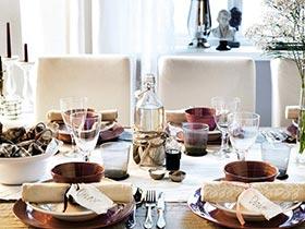 選對餐具hold住聚會 13個餐具美圖欣賞