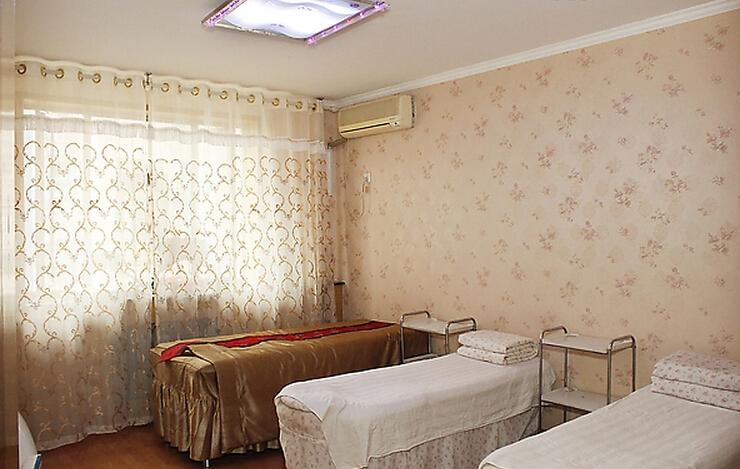 美容院按摩间装修图片