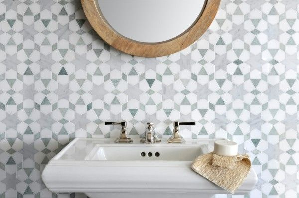 可爱瓷砖卫生间效果图