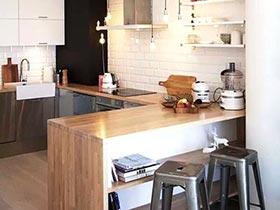 回归本真 16个木质厨房设计案例
