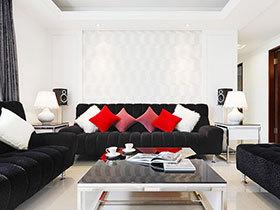 180平米大户型空间 简约美式舒适空间