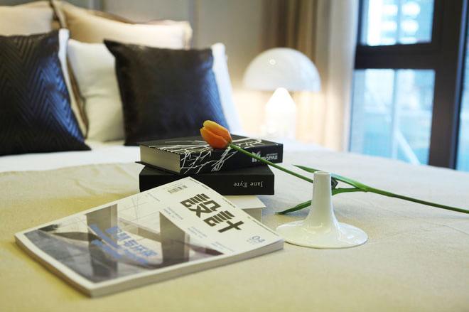 现代简约装修效果图卧室设计