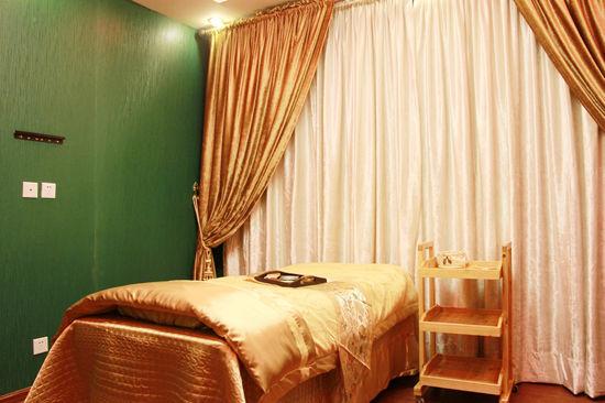 美容院房间布置效果图