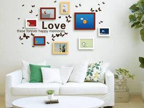 把甜蜜留在墙上 15款甜蜜照片墙设计