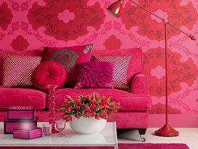 16款彩色双人沙发 甜甜蜜蜜看电视