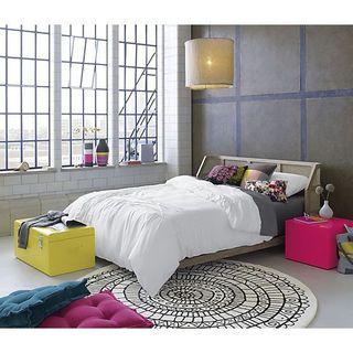 缤纷卧室装修效果图片
