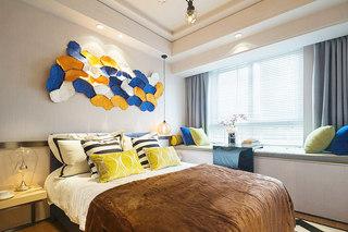 豪华卧室设计效果图片
