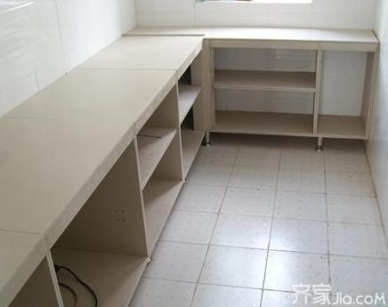 瓷砖橱柜制作过程是什么