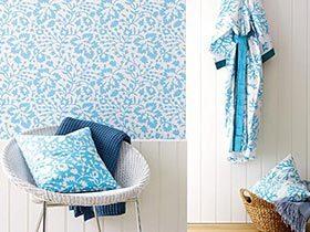 色彩平衡之美 12图诠释墙面壁纸新态度