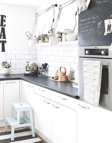 厨房组合壁灯设计