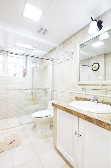 160平米大户型卫生间设计