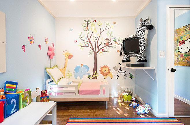 房间立面图手绘简单