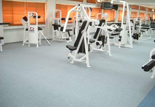 健身房地板价格  健身房用什么地板好