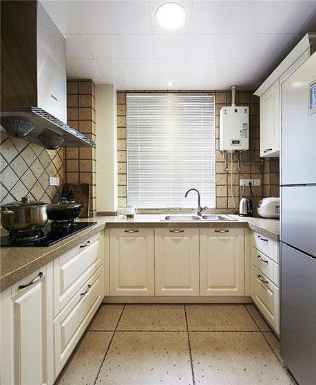 80平米装修效果图厨房设计