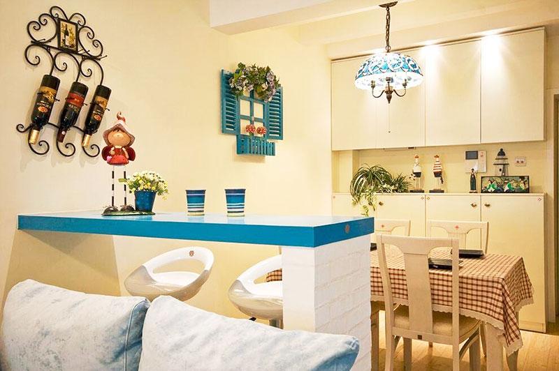 80平米装修效果图餐厅设计