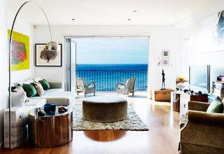 14图海边别墅客厅设计