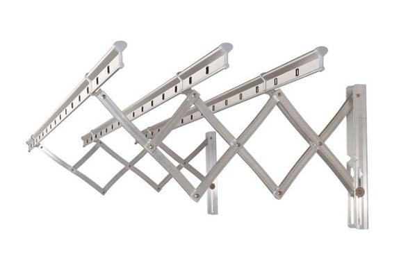 阳台外伸缩晾衣架使用怎么样