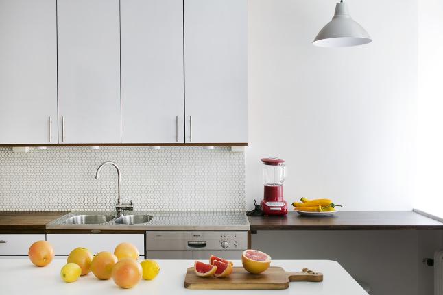 67平米装修效果图厨房设计