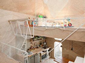 超前卫日本住宅 77平简约风格设计