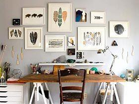 在家造个工作室 12个达人工作区设计