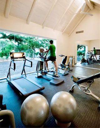 豪华大户型健身房装修效果图