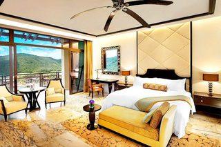 奢华观景房卧室装修效果图