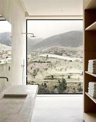 景观房卫浴间装修效果图