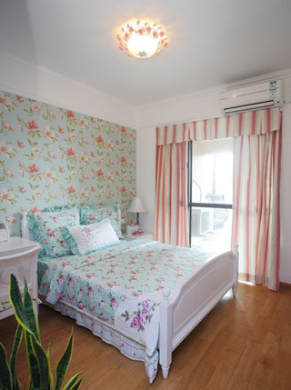 浪漫地中海卧室装修效果图片